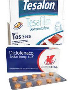 diclofenaco para dolor de cabeza