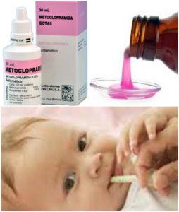 para que sirve la metoclopramida