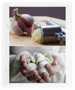 que cura el ajo