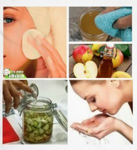vinagre de manzana propiedades y usos