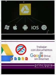 caracteristicas principales de google drive