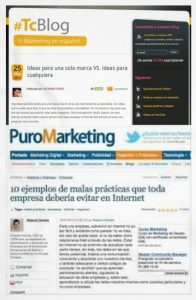 ejemplos de blogs en internet