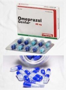 omeprazol posología