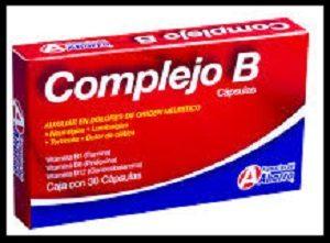 para que sirve el complejo b