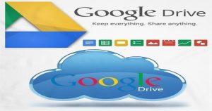 para que sirve google drive