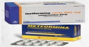 para que sirve la metformina
