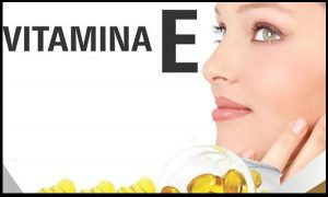 para que sirve la vitamina E