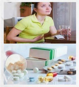 pastillas para la gastritis omeprazol