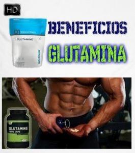 Beneficios de la Glutamina