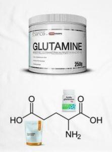 glutamina características
