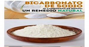 para que sirve el bicarbonato