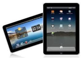 características de las tablet
