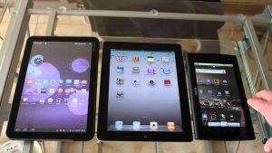 funciones de una Tablet