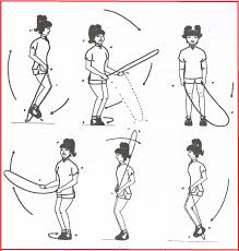 formas de saltar la cuerda